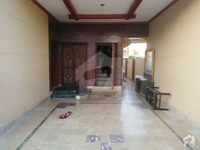 1 kanal double story very good location for rent in tariq gardens