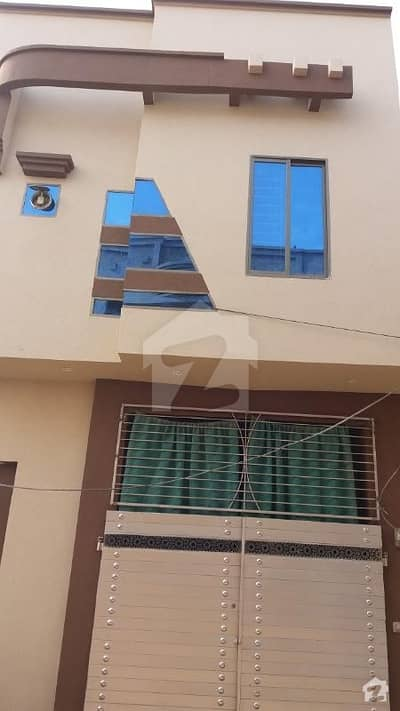 3 Marla House At Ali Garden Is Available For Sale