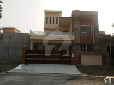 10 Marla Levis Brand New House For In Wapda Town Phase-2