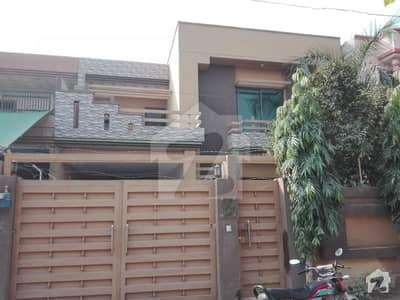 10 Marla Double Story House For Sale In Gulgasht Colony Rana Street