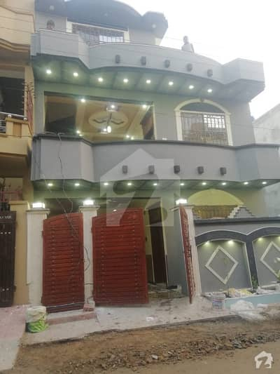 5 Marla Double Storey House Is Available For Sale In Ghauri Town Phase 4 A Islamabad