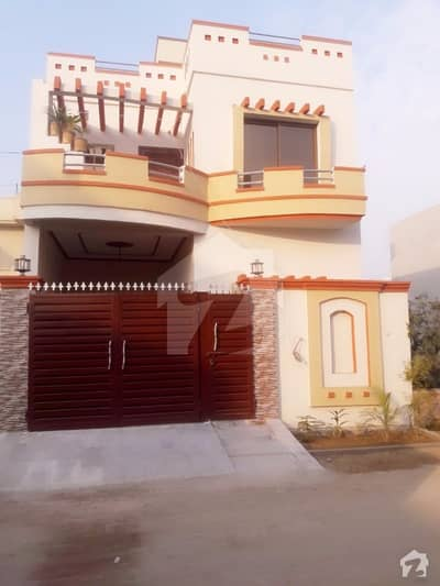 House For Sale In Sheikh Colony Chenab Rangers Road Near Sialkot Cantt