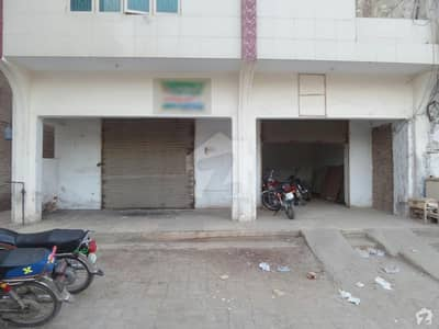 Double Storey Beautiful Commercial Building For Sale At Government Colony, Okara