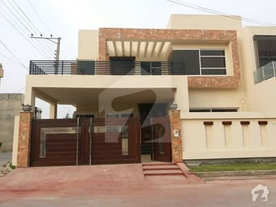 10 Marla Corner House Is Available For Sale In TECH Town - Block J On Main Satiana Road Faisalabad