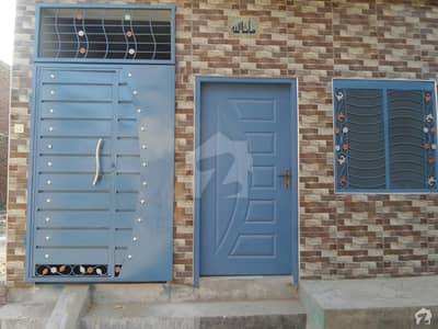 Double Storey Beautiful House For Sale At Ahmad Town I, Okara