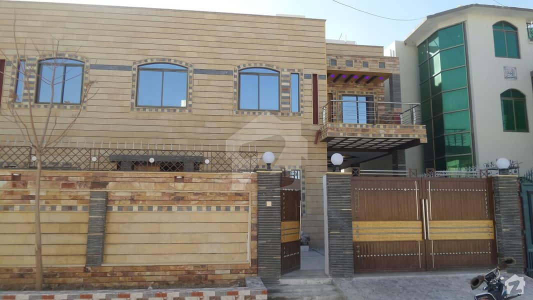Luxurious Bungalow For Sale At Jinnah Town