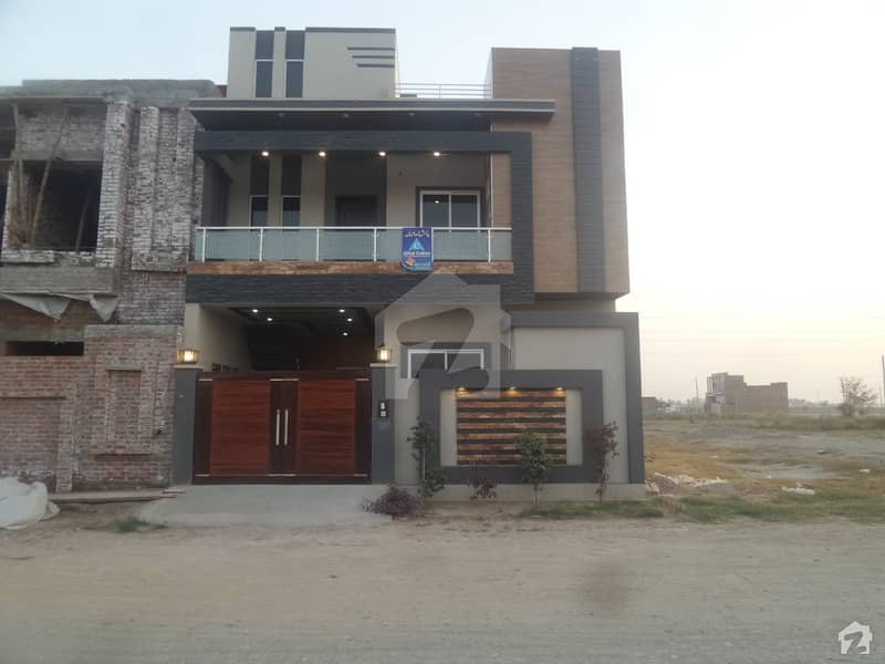 Newly Build Double Storey House Is For Rent
