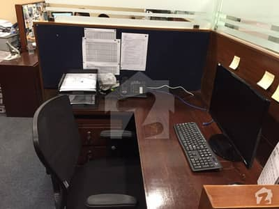 27000 Sqft Furnished Office Space On Sale In Clifton