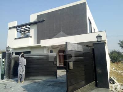 State Life - Block A  One Kanal Brand New House For Sale