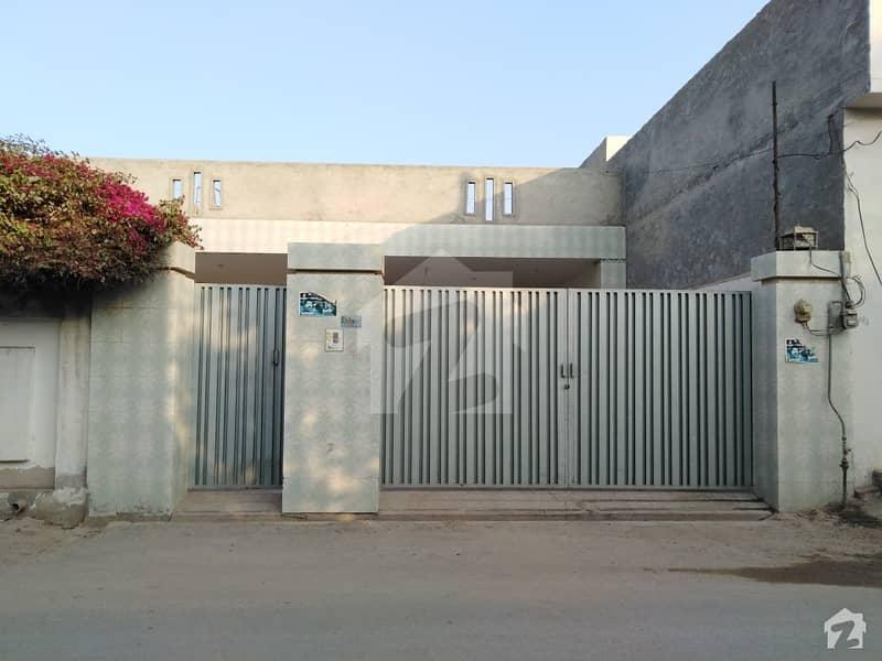 1 Kanal Single Storey House For Rent