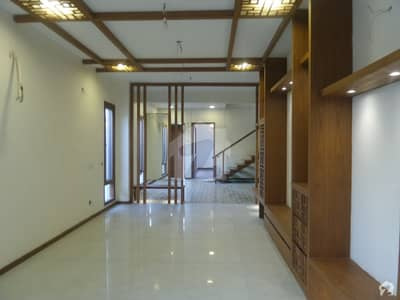 500 Square Yard Semi Furnished Bungalow For Sale On Main Shahbaz DHA Phase 6 Karachi