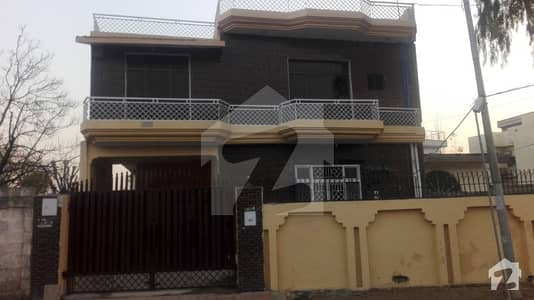 10 Marla House For Sale In Bhara Kahu Main Road