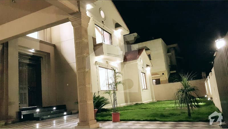 1000 Square Yards 2 Kanal Brand New Margalla Road House For Sale