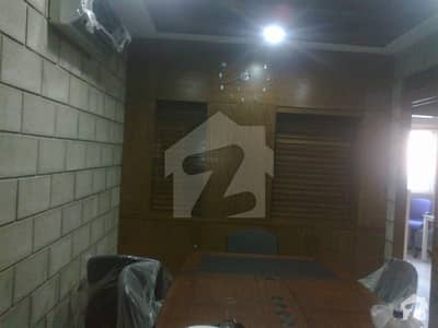 4250 Sq/ft Furnished Office Space On Rent In Clifton Karachi