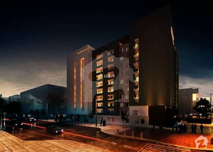 Capital Icon Luxury apartments available in Booking Nice location 300 Meter from Main Islamabad Expressway Road Capital Enclave Road