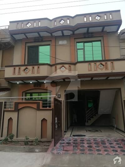 5 Marla One And Half Storey House For Sale