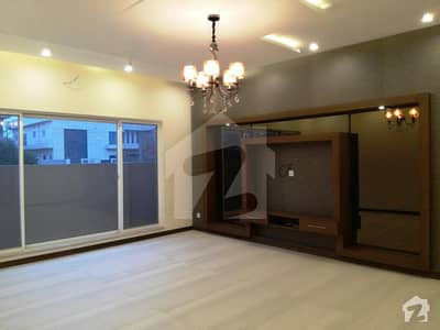 1 Kanal Brand New Lower Portion Is For Rent In Valencia Town Lahore J Block