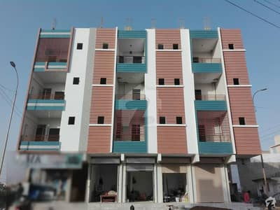 Brand New Apartment With 2 Bed D / D For Sale