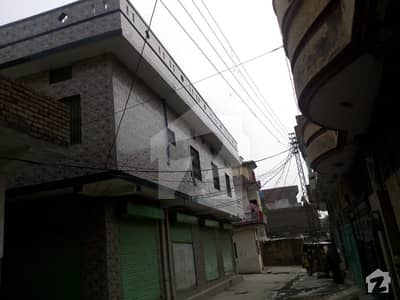 3 Side Corner House Is Available For Sale On Ideal Location