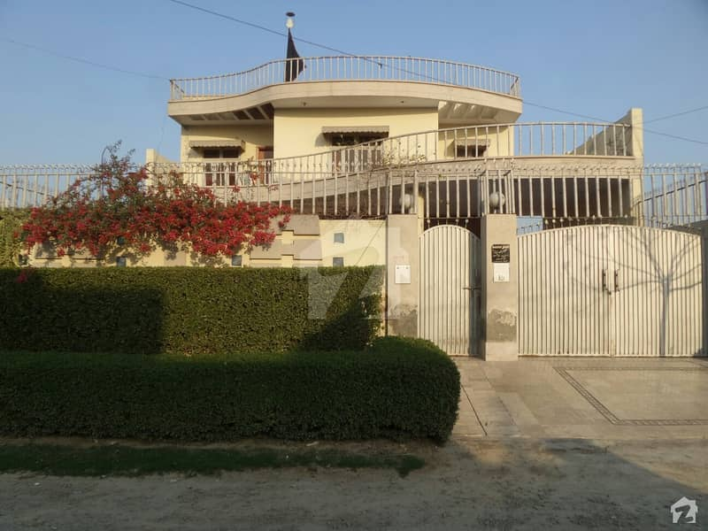 Double Storey Beautiful Bungalow For Sale At Jawad Avenue, Okara