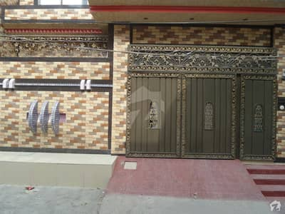 Double Storey Beautiful House For Sale At Javed Town, Okara