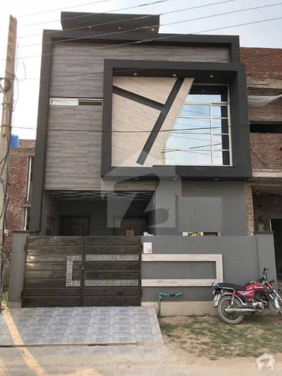 Double Storey Brand New Facing Park House For Sale