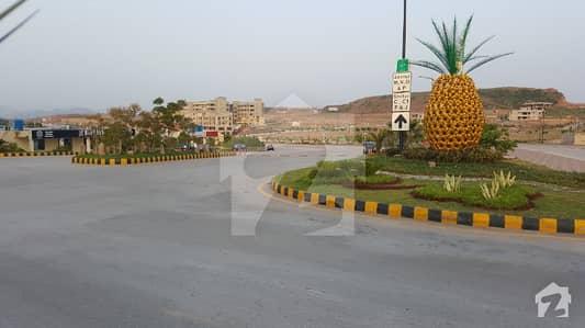 Sector C - Golden 1 Kanal Boulevard Solid Margala Facing Plot Is Up For Sale