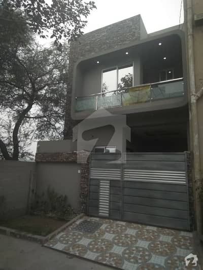 Military Accounts 4 Marla Palace Shape Brand New House For Sale