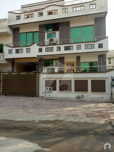 F11/3 Nice Location 30x70 New Ground Portion 2 Bed Rooms For Rent Real  Pics Are Attached