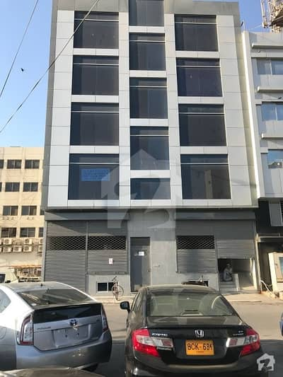 Office Floor Measuring 550 Square Feet With Lift Beside Exact Kh E Ittehad