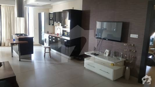Bahria Heights III 2 Bed Furnished Apartment For Rent