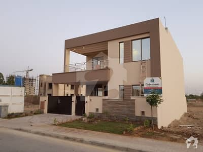 Precinct 1 Bungalow 305 Sq Yard Corner West Open Garden And Masjid Is Available For Sale