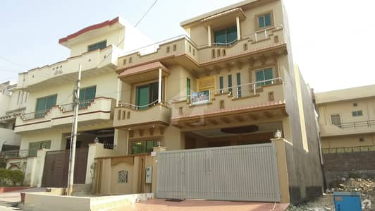 House Is Available For Sale In CBR Town Block C