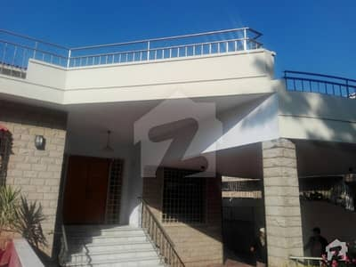 Beautiful House Available For Rent In F6