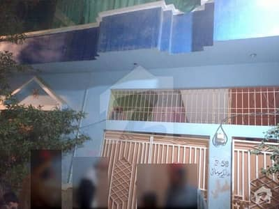 100. sq Yd  G+2 House Is Available For Sale