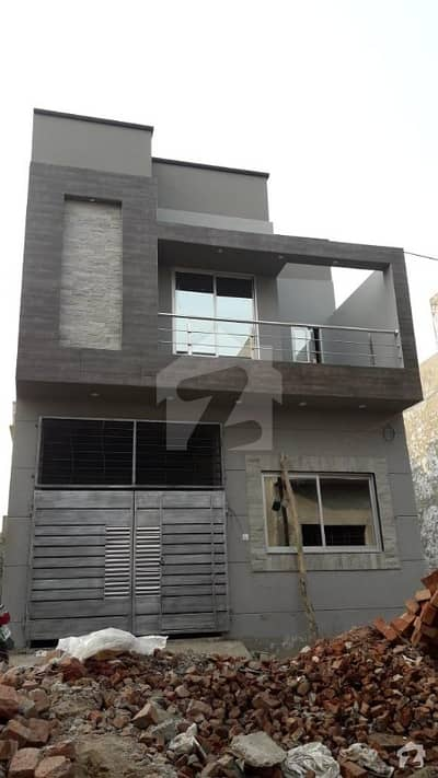3. 5 Marla Brand New Double Storey House For Sale At Affordable Price Within DHA
