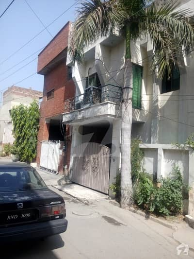 Asif Associates offer 4 Marla House in Cavalry Ground