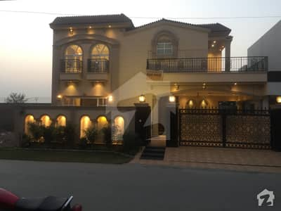 Elegant Modern Design Brand New 11 Marla House Is Available For Sale