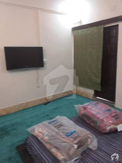 Fully Furnished Bungalow uper  portion  3 bed lounge for short  and long time