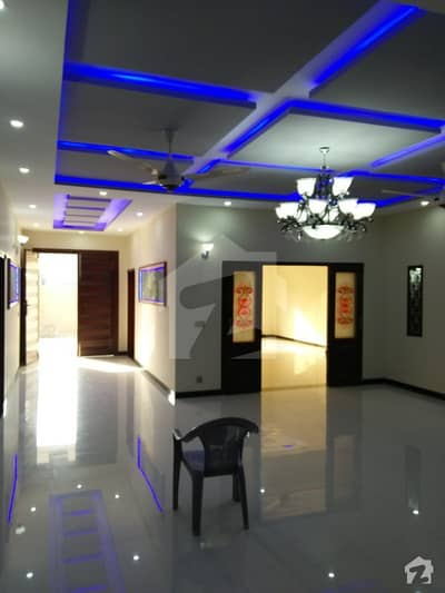 Brand New 10 Marla Lower Portion For Rent In Architect Society Block C