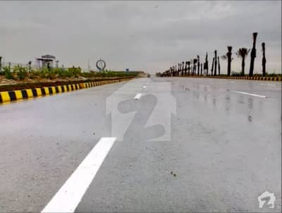 Prime Location Full Paid Clear Plot For Sale In DHA City  Sector 6A