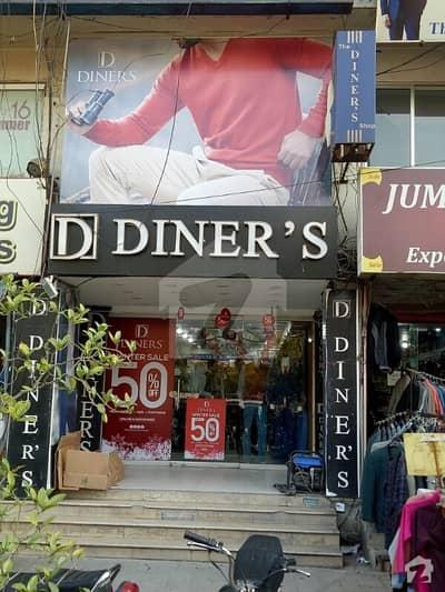 3 Floor Unit On Jinnah Avenue For Sale