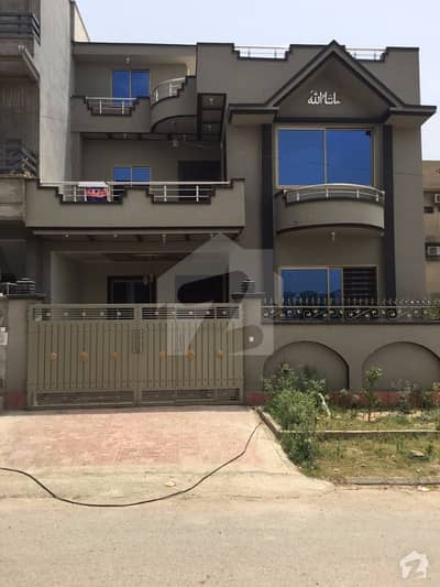 7 Marla House For Sale In Jinnah Garden