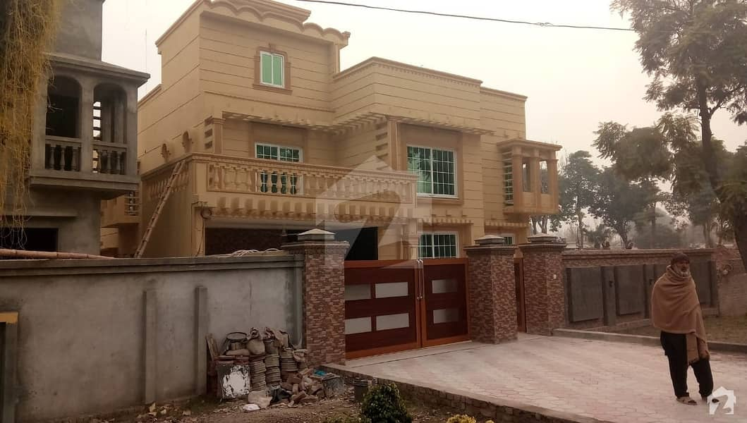 House For Sale - Main Mall Road Opposite Peshawar Club