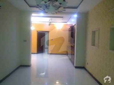 G10)1 (40+80) Ground Portion Marble Flooring 3Bed 2Bath D. D Tv lounge Kitchen Stor Car parking Near Markaz Prime Location