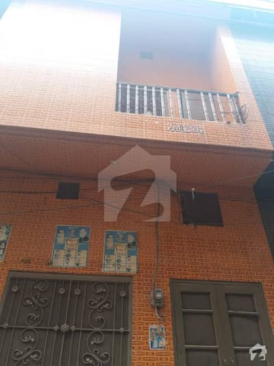 Double Storey House For Sale 2. 25 Marla Wahdat Colony