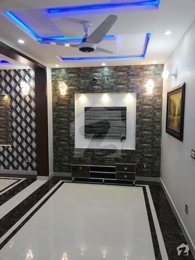 Beautifully Location Based New 5 Marla House For Sale Economical Price