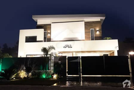 House For Sale In EME Society Block H EME Society Lahore Punjab