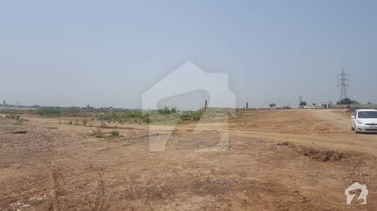 Corner Plot Is Up For Sale With Extra Land In I-12/4 Main University Road