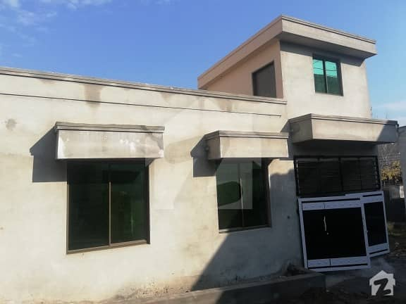 Newly Built 3 Marla Single Storey House For Sale